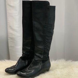 Jessica Simpson black boots size 7.5